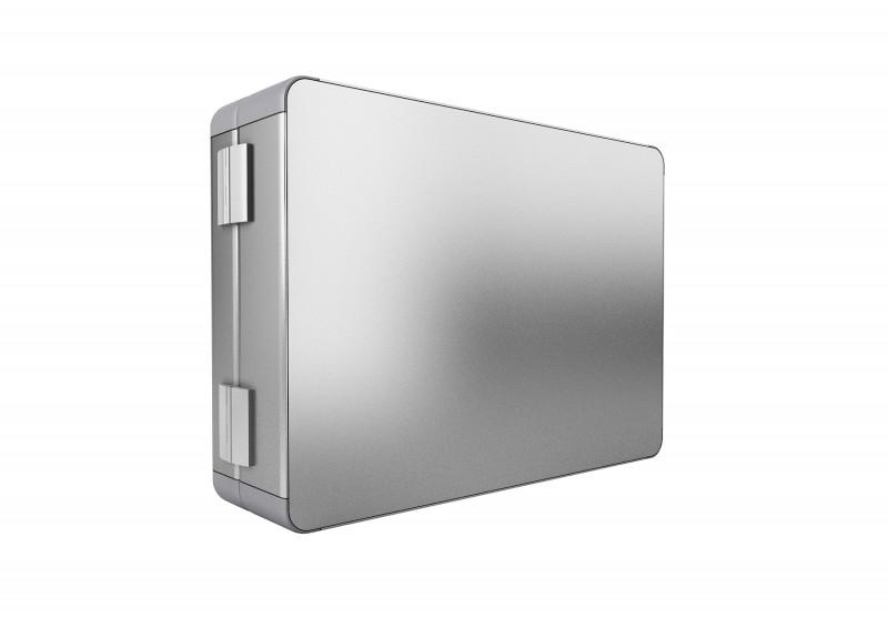 profiPANEL - Profile enclosure - made to measure. Eight  depths. Up to IP 65 / EN 60529.