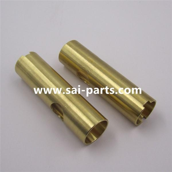 Brass Tube, Customized Machine Parts -