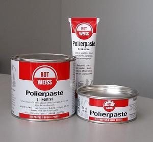ROTWEISS Polierpaste