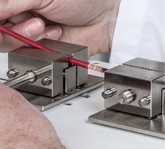 Centrum kontroly kvality TELSONIC TQCC - Kontrola kvality integrovaná do výrobního procesu