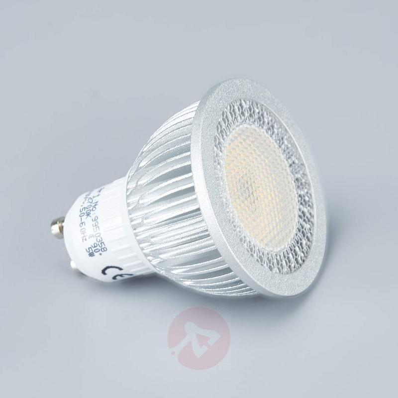 Round LED installed spotlight Lisara in white - Recessed Spotlights