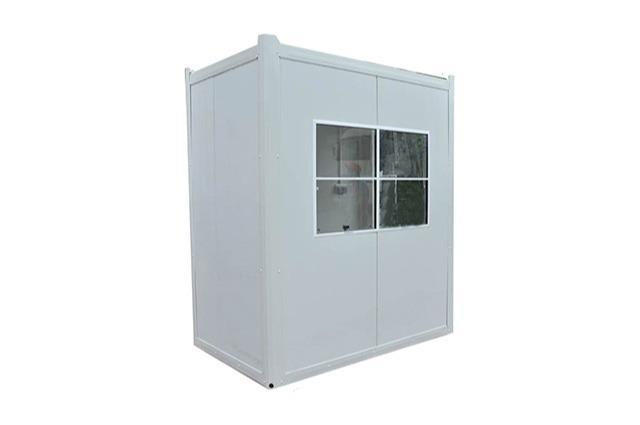 Kabin - güvenlik kabini