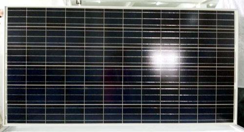 Módulo solar polivinílico 315w