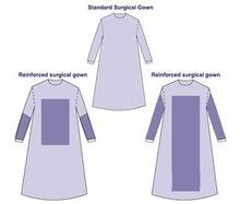 E0 Sterile SMS Surgical Gown - null