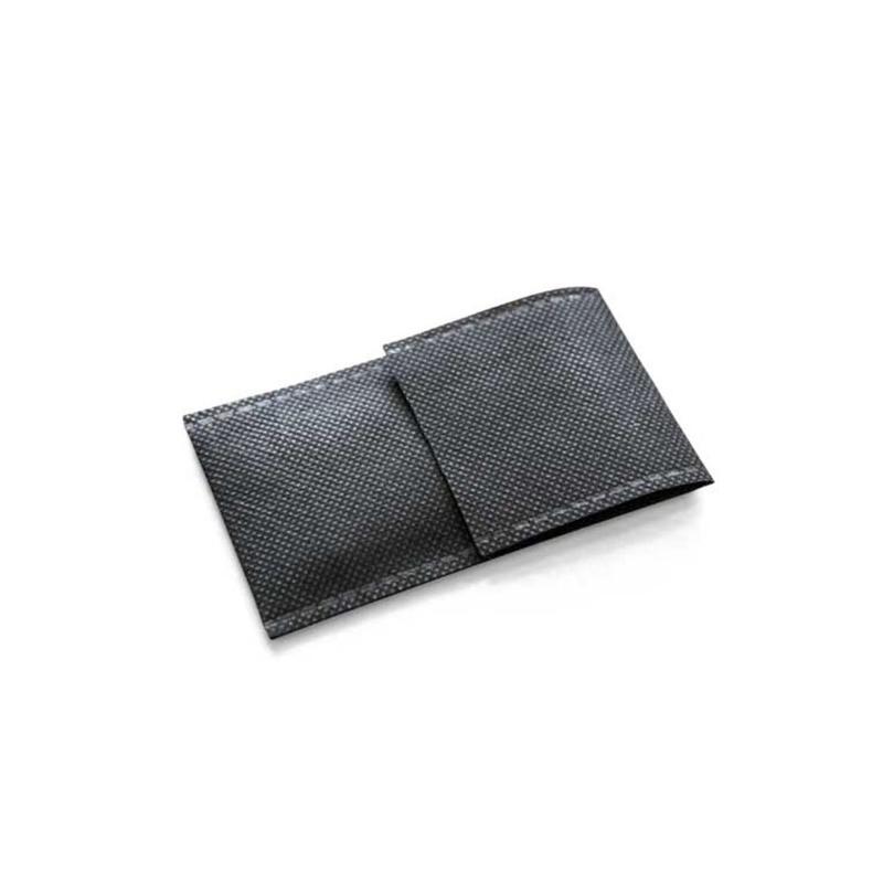 Porte-clés acier inox rectangle - Porte-clés métal