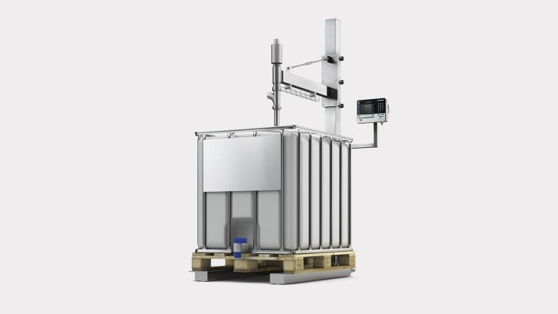 Semi-automatic filling system FSL-ECO S - Filling systems