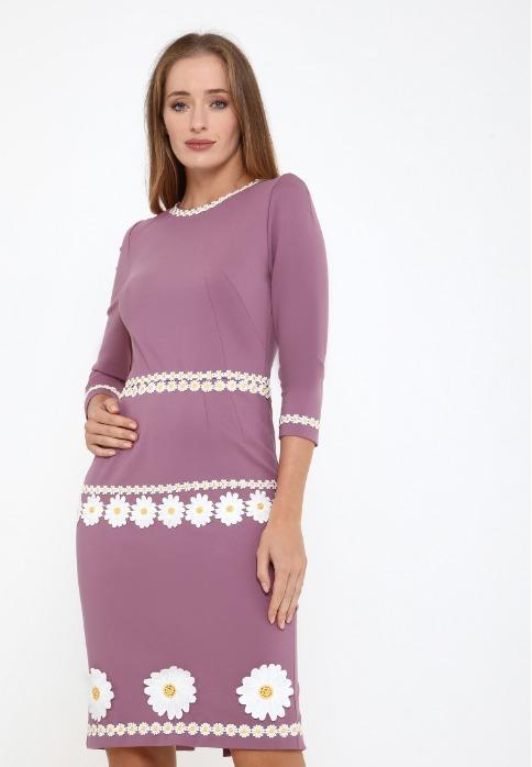 "Women's dress  - Women's dress ""Recana"" (PO5804-07)"