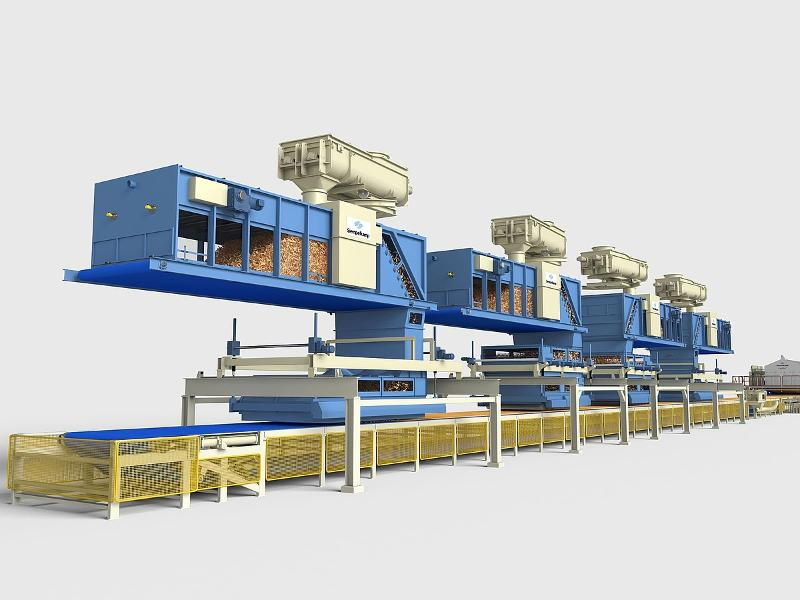 Osb-Forming Line - null