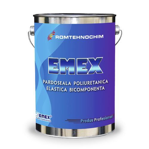 Pardoseala Poliuretanica Elastica EMEX  - Pardoseala poliuretanica flexibila Emex