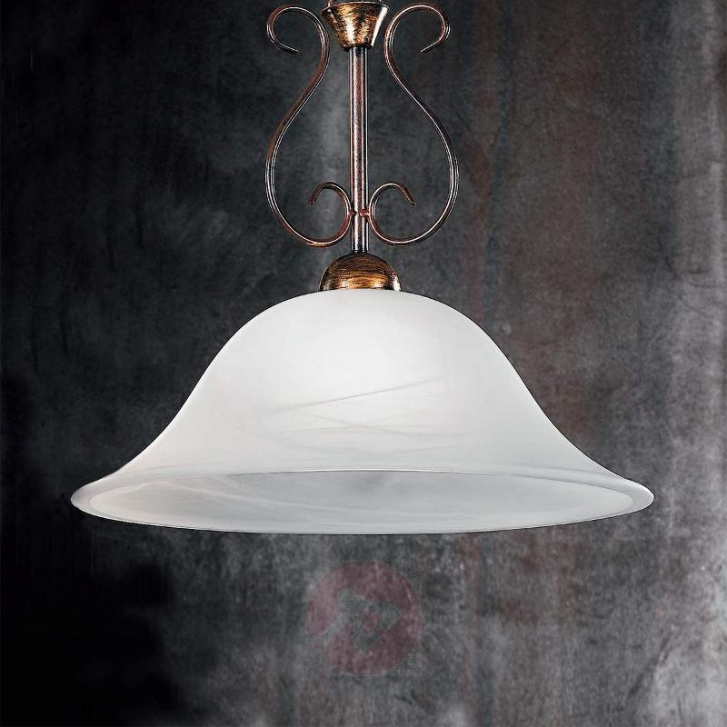 Jonte Hanging Light Romantic - Pendant Lighting