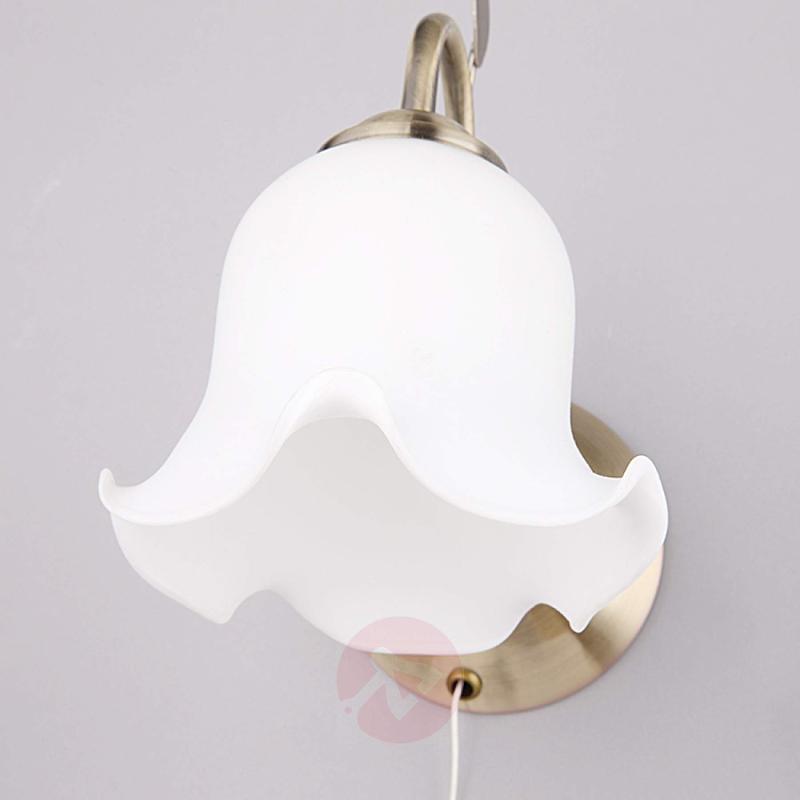 Romantic wall light Matea - indoor-lighting