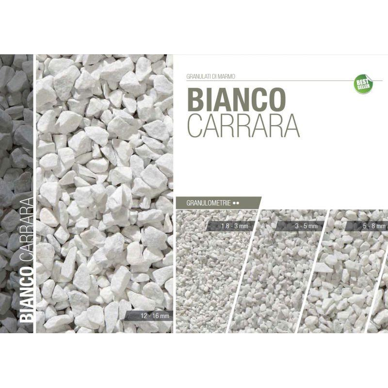 Big bag de gravier d coratif gravier de marbre blanc de for Gravier marbre blanc big bag