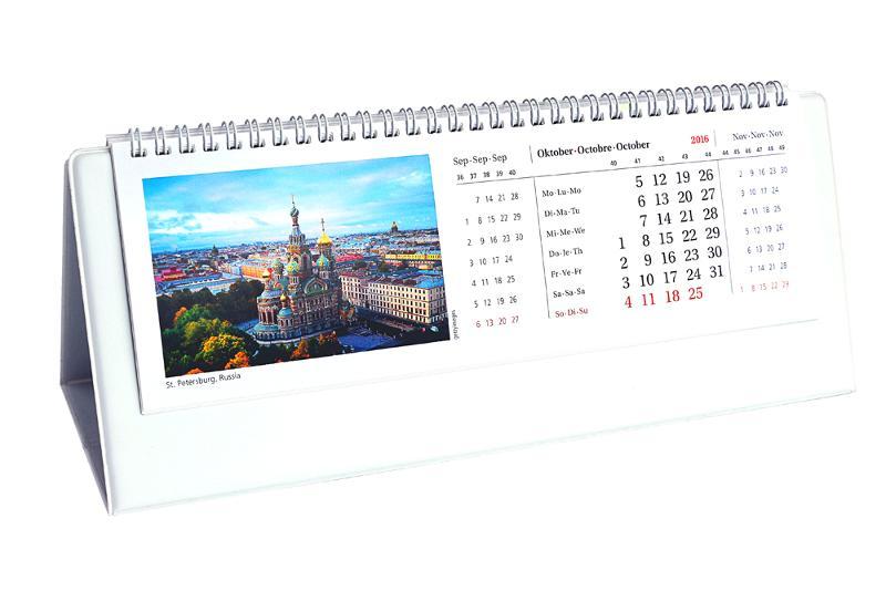 Kalender-Aufsteller - null