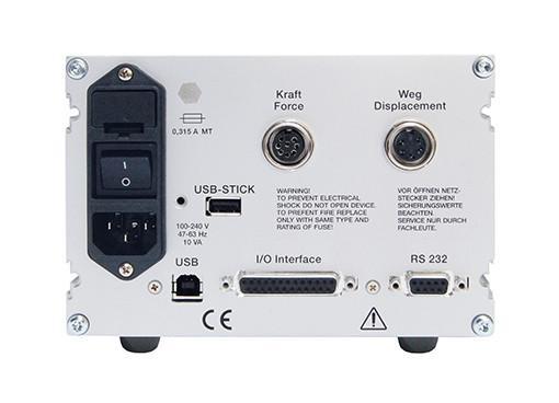 Aparato de vigilancia de proceso -FORCEMASTER 9110 - Aparato de vigilancia de proceso - FORCEMASTER 9110