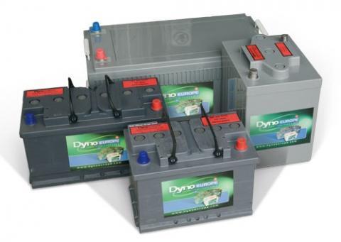Batterijen - Cyclische batterijen