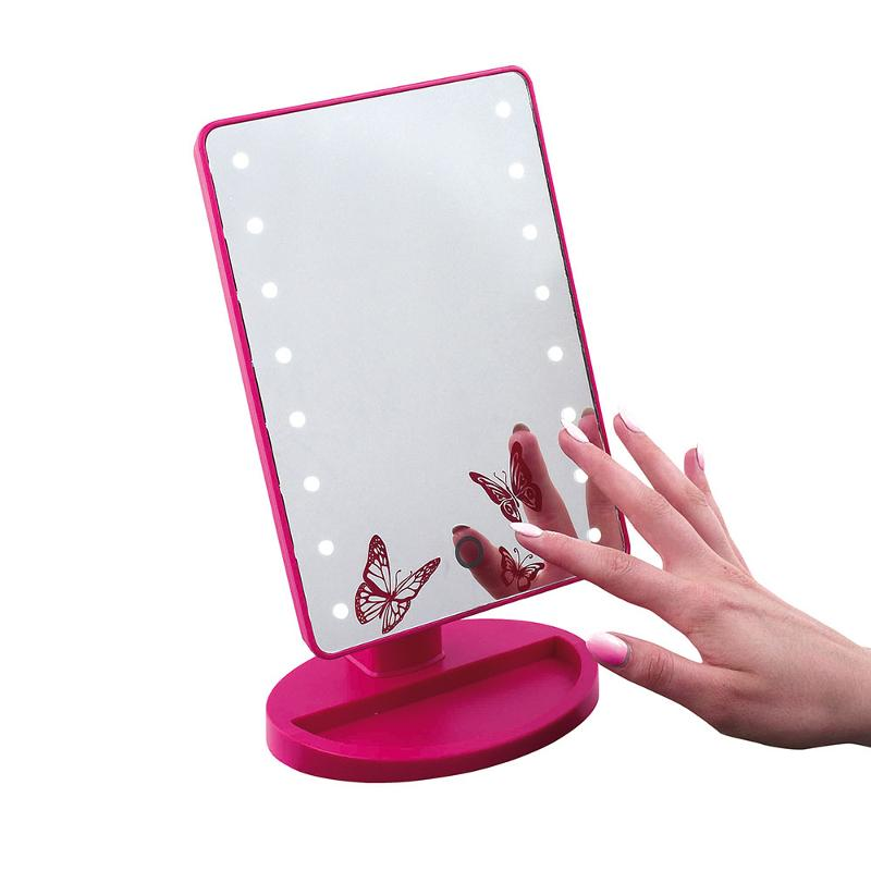 S-08284, Domoclip, Luminous Touch Mirror - null