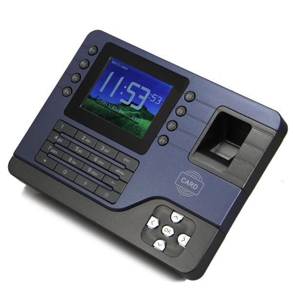 Rejestrator czasu pracy A-C091 - Menu PL, oprogramowanie PL, gwarancja 24mce