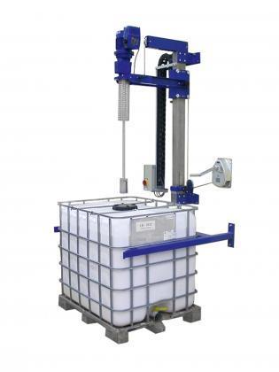 WRW - Wall mounted stand mixer - Tripod Agitators