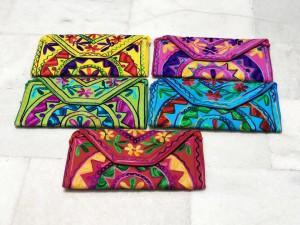 Embroidery Sling bag -