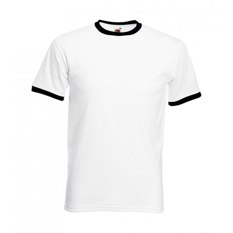 Tee-shirt Ringer - Manches courtes