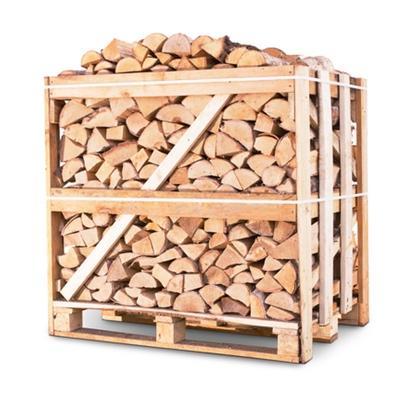KILN DRIED FIREWOOD - SMALL CRATE