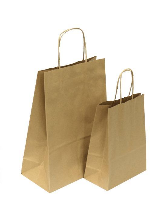 Brown Paper Bag -