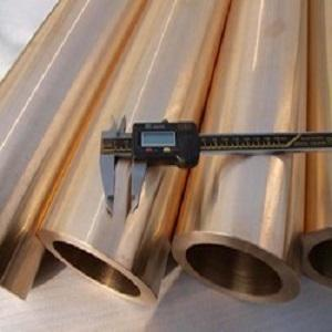 Beryllium Copper Alloys Tubes