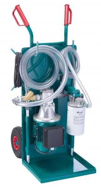 Filtersystem, mobile 30l/min.,10qm 230V - Filter systems, mobile