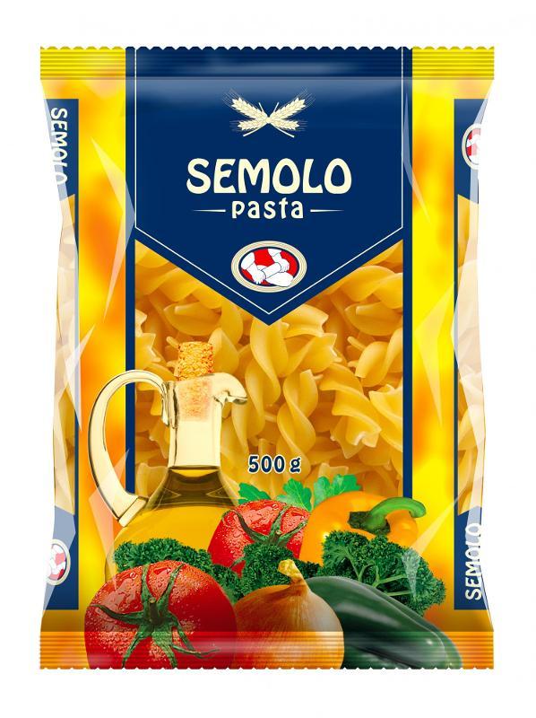 Wheat pasta - Semolo makaronai 260