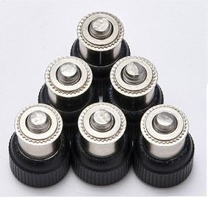 Captive Removable Panel Fasteners