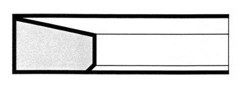 E9 Semi trapezoidale - Segmenti di compressione a Milano