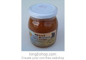 Miel d'Eucalyptus Val Xalima 500g - Référence : 3007A