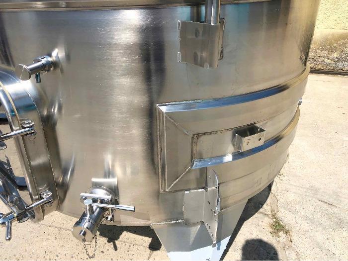 Serbatoio in acciaio 304 - 23 HL - SPAIPSER2300