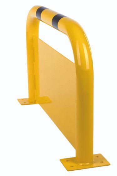 Arceau De Sécurité Anti-encastrement 600 X 1000 Mm  - Portique Limiteur D'accès