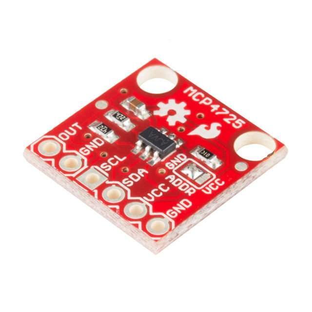 MCP4725 DAC BREAKOUT - SparkFun Electronics BOB-12918