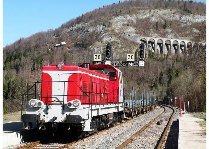 Cabine de locomotive VFLI - Ferroviaire