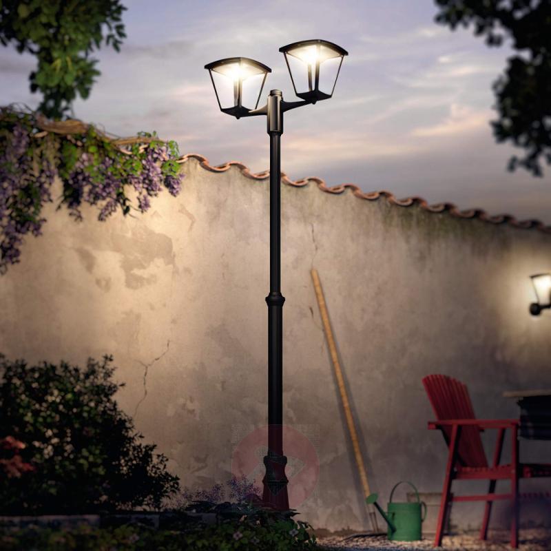 LED post light Cottage - outdoor-led-lights