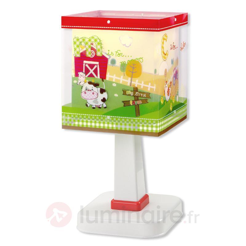 My little Farm - lampe à poser pour enfants - Chambre d'enfant