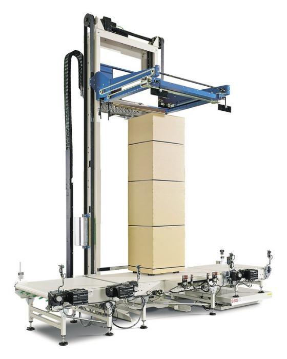 Evolution SoniXs MS-6-H - Flejadora horizontal totalmente automática MS-6-H