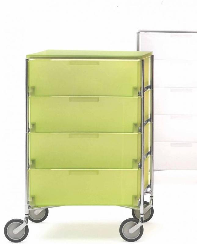 Meubles à tiroirs Kartell Mobil - Armoires et caissons en bois