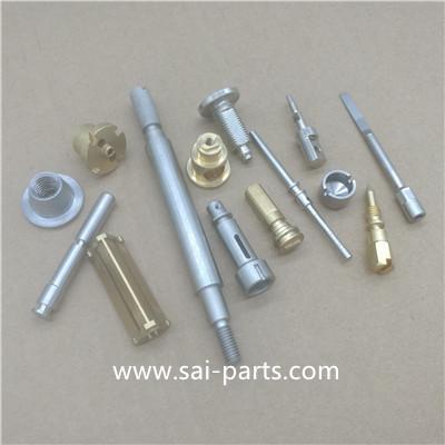 Steel Machining Parts -