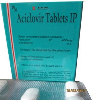 Aciclovir Tablets