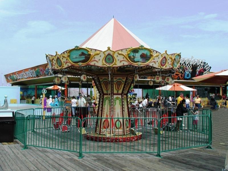 GS 5,50/16 - Swing Carousel