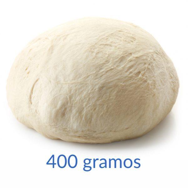 Masa de Pizza 400 gramos - Bolas de masa de 400 gramos