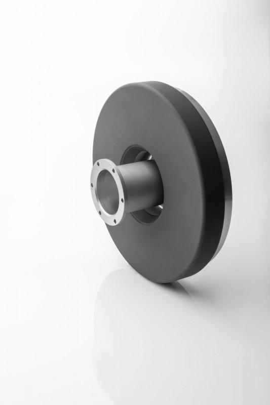 Rotating X-ray anodes - Rotating X-ray anodes made of molybdenum alloys