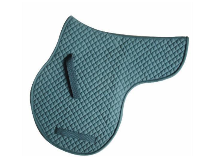 polycotton horse saddle pads jumping - Horse Saddle Pad