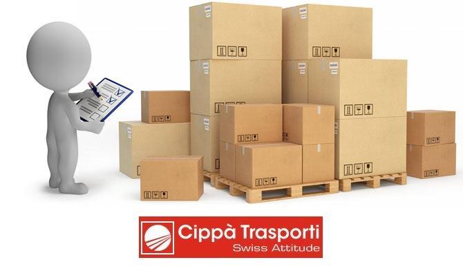 Logistik und Lager