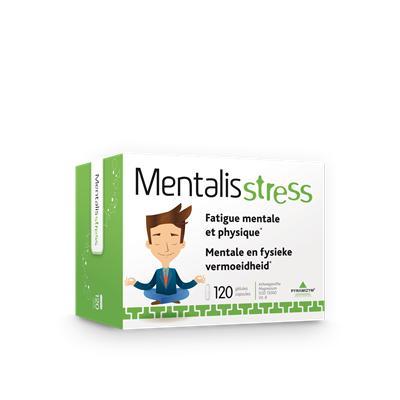 Mentalis Stress - Complément alimentaire