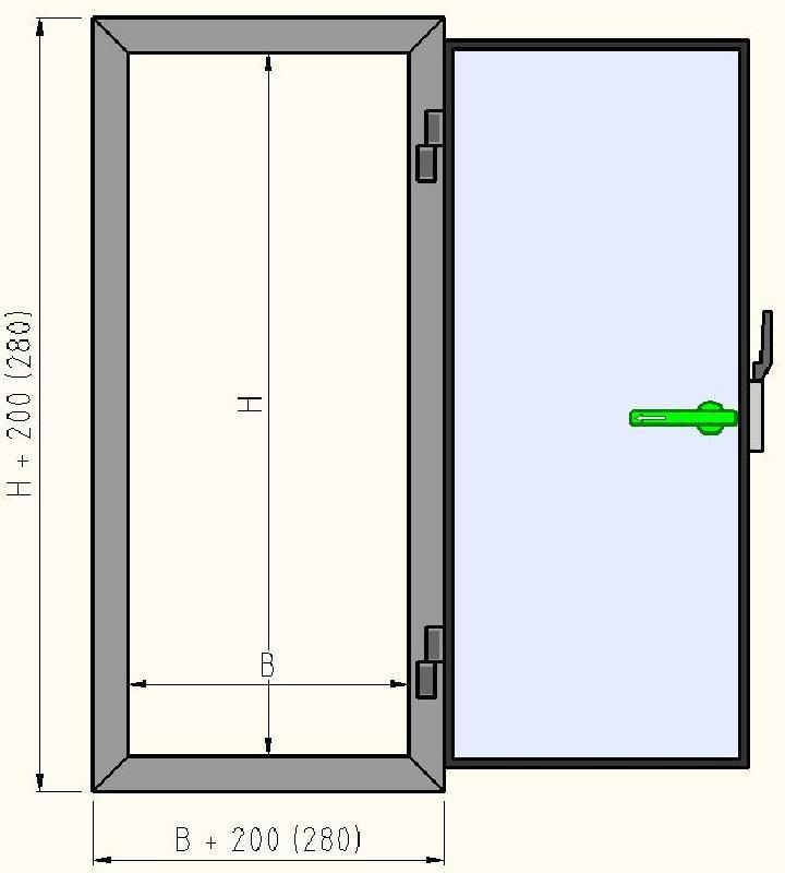 Doors - Hinged Doors