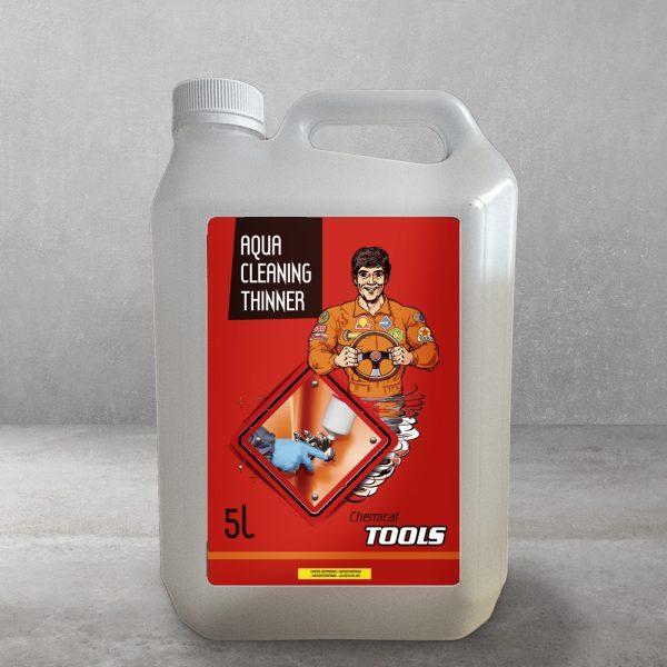 Spoelingthinner Aqua Chemical Tools Auto - null